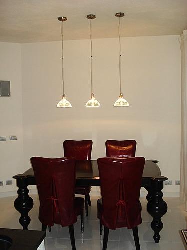 illuminazione cucina: lampadari e lampade, faretti, applique, luci ...