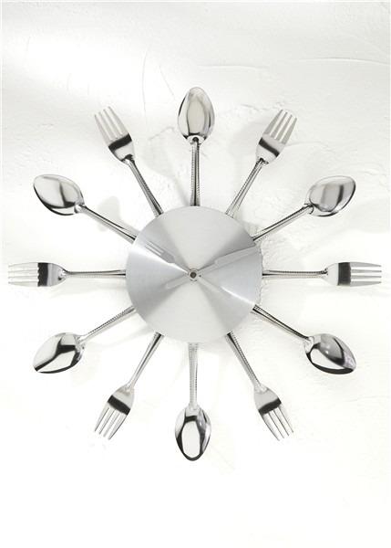 Orologio parete cucina country classico moderno - Orologio da cucina design ...