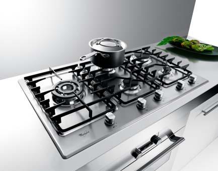 Piani cottura cucina a gas vetroceramica for Piano cottura cucina