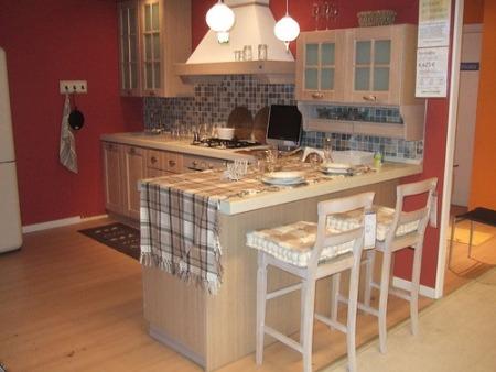 stili arredamento cucina: classico, country, moderno